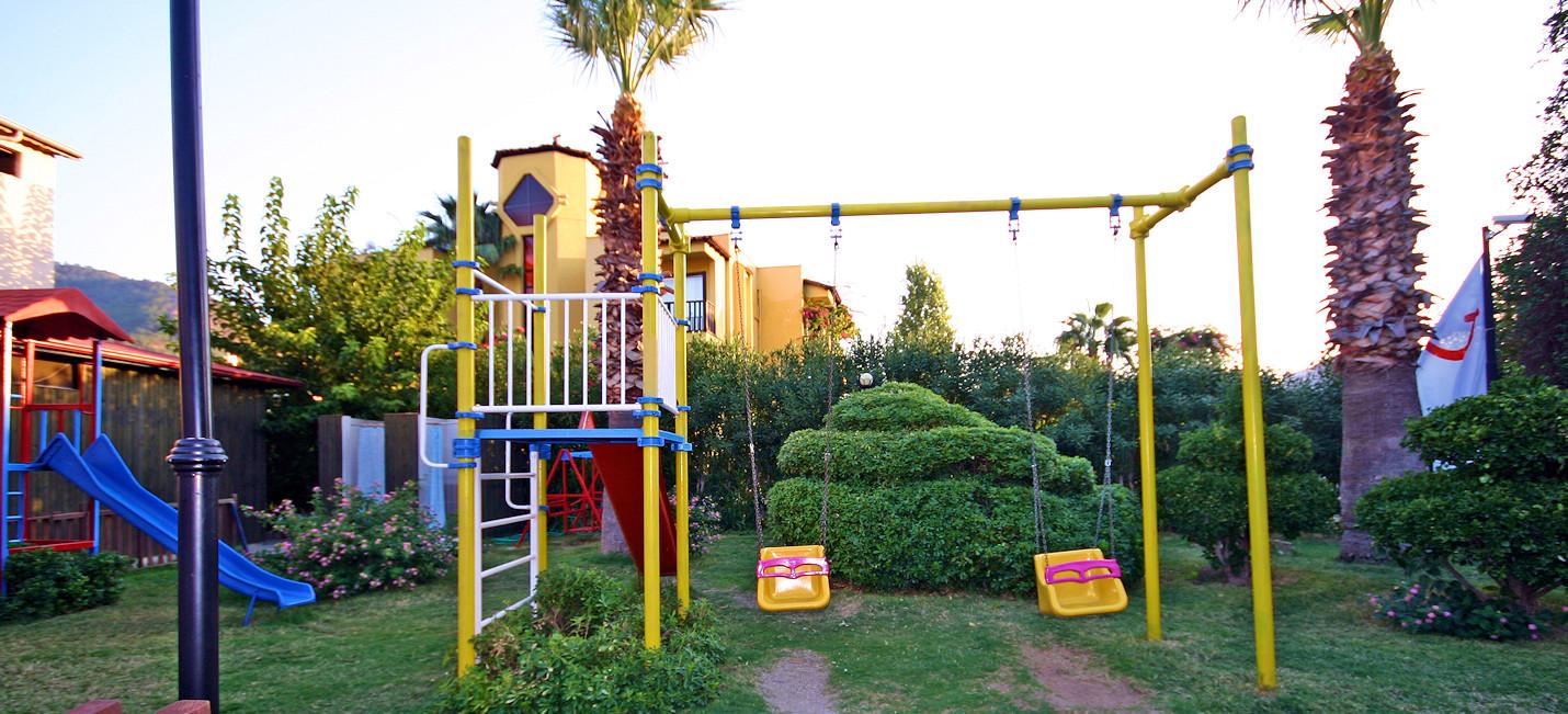 Prince Apart Otel Çocuklara Özel Alanlar