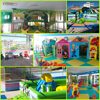 Marmaris Atlantis Soft Play Area